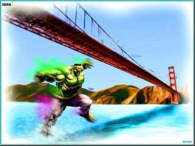 Hulk Original by Daniel Janda