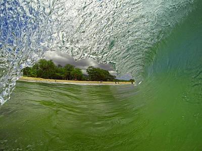 Photograph - Hulk Wave by Brad Scott