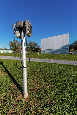 Lexington Photograph - Hulls Drive-in Theater, Lexington by Panoramic Images