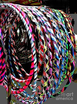 Kitchen Collection - Huly Hoops by The Art of Alice Terrill