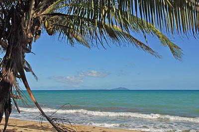 Photograph - Humacao Beach by Alan Lenk