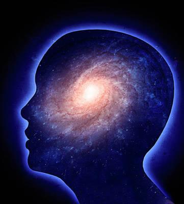 Mind Photograph - Human Mind by Andrzej Wojcicki