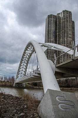 Photograph - Humber River Arch Bridge 1391 by Guy Whiteley