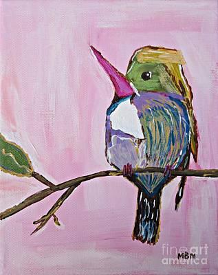 Hummingbird No. 1 Art Print