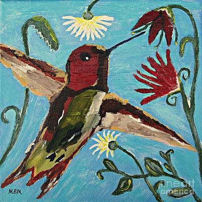 Hummingbird No. 2 Art Print