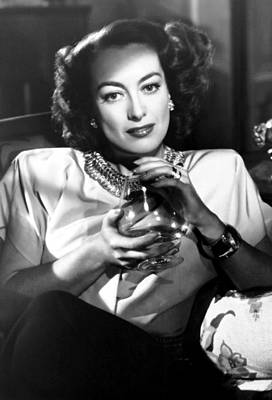 Humoresque, Joan Crawford, 1946 Print by Everett