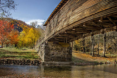 Photograph - Humpback Bridge by James Woody