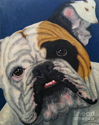 Painting - Humphrey by Ana Marusich-Zanor