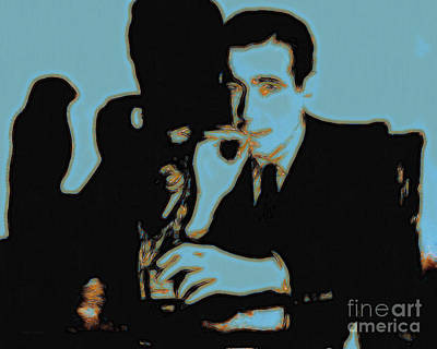 Humphrey Bogart And The Maltese Falcon 20130323p88 Art Print