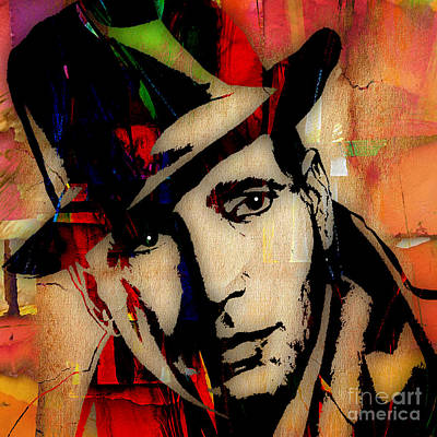 Humphrey Bogart Mixed Media - Humphrey Bogart Collection by Marvin Blaine