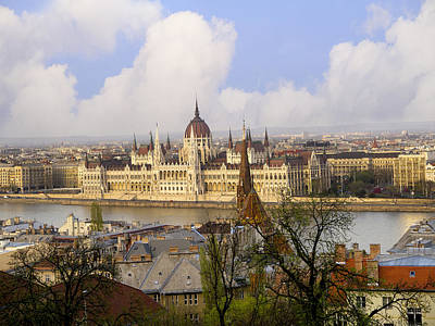 Photograph - Hungarian Vista by Brenda Kean