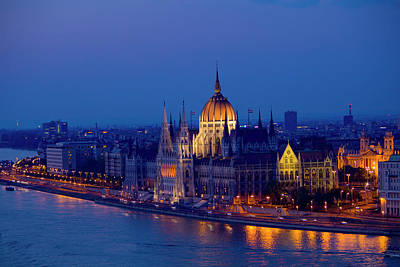 Hungary Travel Photograph - Hungary, Budapest by Jaynes Gallery