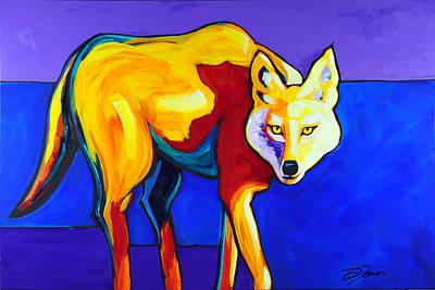 Painting - Hunter by Dennis Jones