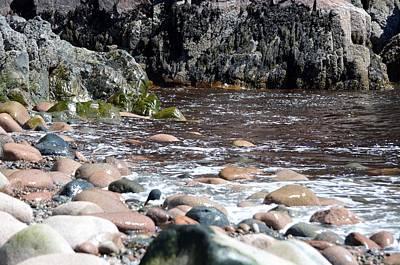 Hunters Stream Acadia National Park Maine Original