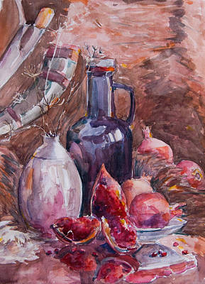 Grimm Fairy Tales Royalty Free Images - Hunting Still Life Royalty-Free Image by Olesya Tarasova