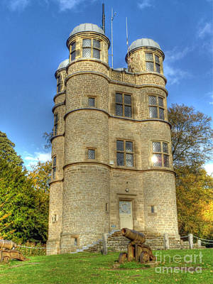 Photograph - Hunting Tower by Rod Jones