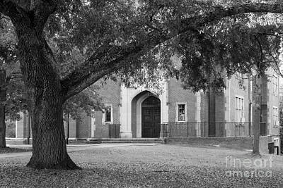 Photograph - Huntingdon College Landscape by University Icons