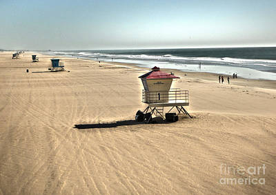 Photograph - Huntington Beach - 07 by Gregory Dyer