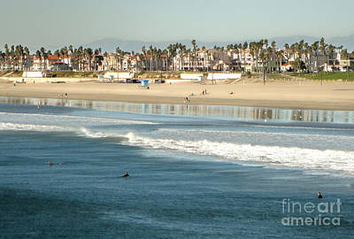 Photograph - Huntington Beach - 11 by Gregory Dyer