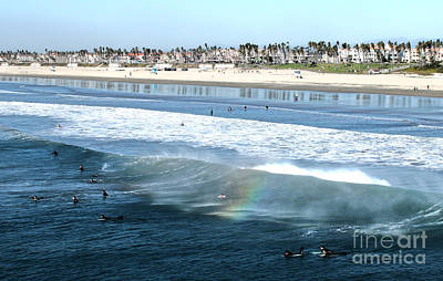 Photograph - Huntington Beach - 15 by Gregory Dyer