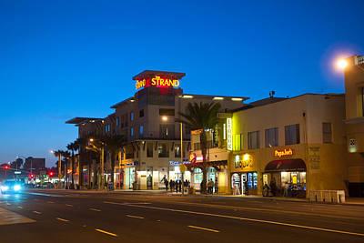 Photograph - Huntington Beach by Mick House