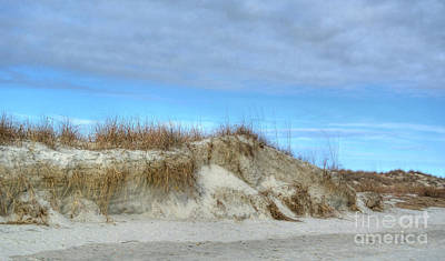 Photograph - Huntington Dunes by Kathy Baccari