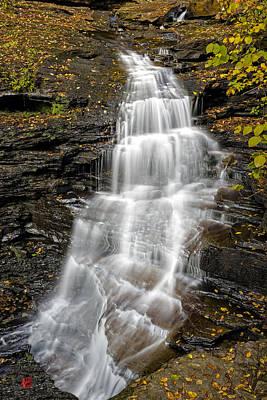 Photograph - Huron Falls by Susan Candelario