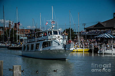 Photograph - Huron Lady II by Ronald Grogan