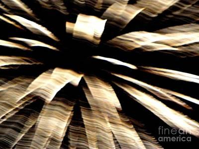Mixed Media - Huron Ohio Fireworks 8 by Jackie Bodnar