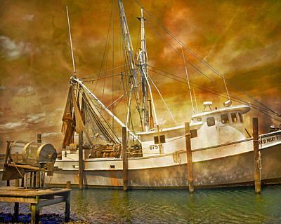 Trawler Photograph - Hurricane Eve by Betsy C Knapp