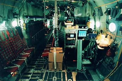 C-130 Wall Art - Photograph - Hurricane Hunters by Chris Sattlberger/science Photo Library
