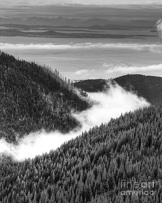 Hurricane Ridge Art Print