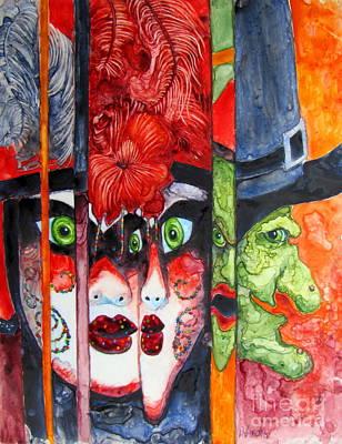 Hurry Kiss Me Before Midnight Original by Pamela Iris Harden