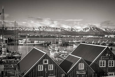 Photograph - Husavik Photo by For Ninety One Days