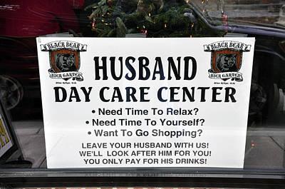 Husband Day Care Center Original