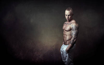Dawid Photograph - Hushed by Marcin and Dawid Witukiewicz