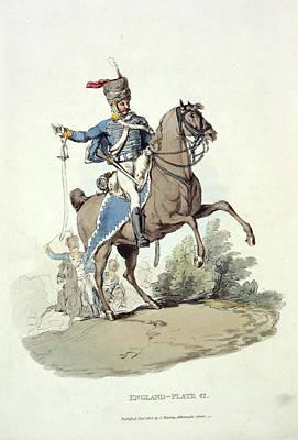Hussar Art Print