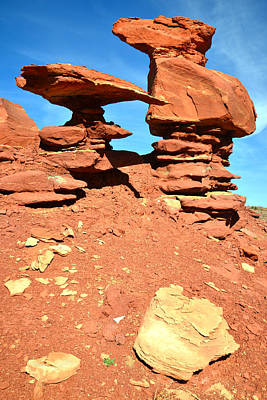 Photograph - Hwy 191 Redrocks 3 by Ray Mathis