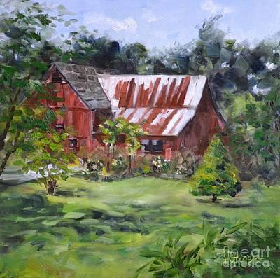 Hwy 2 Roadside Barn Original