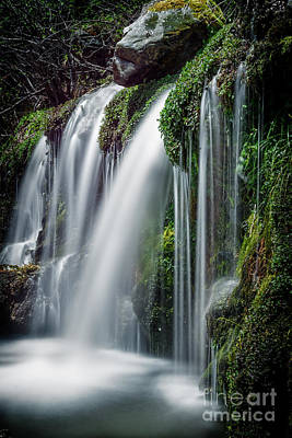 Grimm Fairy Tales Royalty Free Images - Hwy 49 Waterfall Royalty-Free Image by Dianne Phelps