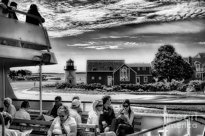 Hy-line To Nantucket Original by Jack Torcello