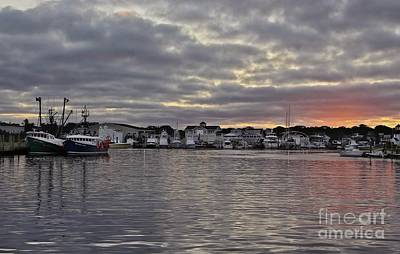 Photograph - Hyannis Sunrise by Karin Pinkham