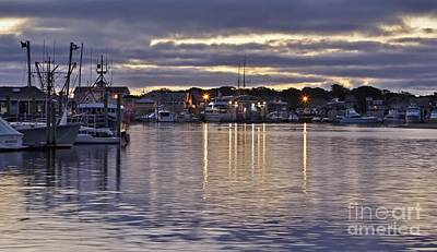 Photograph - Hyannis Sunset by Karin Pinkham
