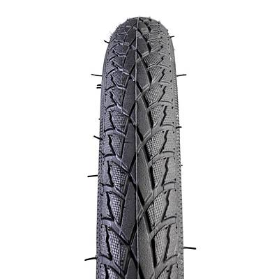Component Photograph - Hybrid Bike Tyre by Science Photo Library