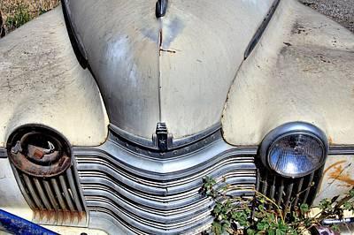 Photograph - Hydra-matic by Bob Wall