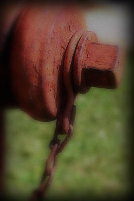 Photograph - Hydrant by Kelly Hazel