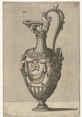 Hydria, Johannes Or Lucas Van Doetechum, Hans Vredeman De Art Print