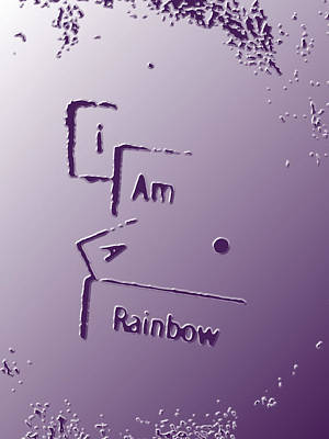 I Am A Rainbow Original by Bill Owen