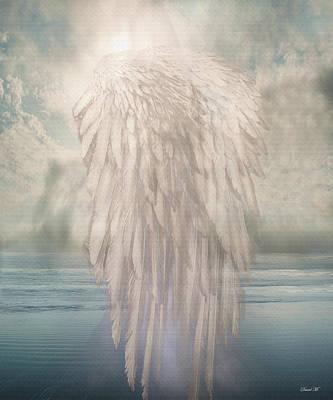 Healing Drawing - I Am Free by David M ( Maclean )