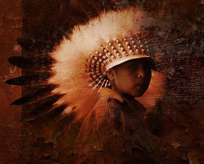 Photograph - I Am Pueblo by Scott Burdick